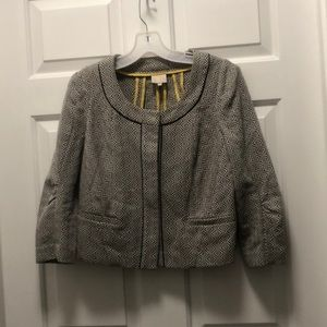 Anthropologie blazer!